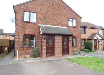 Thumbnail 2 bed property for sale in Waveney Close, Hinckley