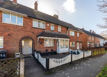 Thumbnail 3 bed terraced house for sale in Glastonbury Crescent, Bloxwich, Walsall