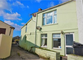 Thumbnail 3 bed end terrace house for sale in Roskear Road, Camborne
