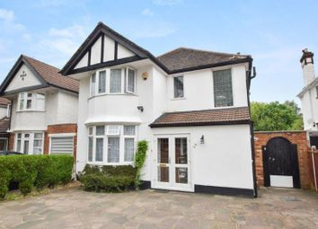 Thumbnail 4 bedroom detached house for sale in Preston Road, Wembley
