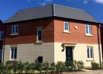 "Thumbnail 3 bed detached house for sale in ""The Corby"" at West Cross Lane, Mountsorrel, Loughborough"