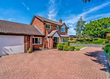Thumbnail 4 bed detached house for sale in Ganton Road, Bloxwich / Turnberry Estate, Walsall