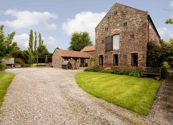 Thumbnail 5 bedroom detached house for sale in Church Lane, East Cottingwith, York