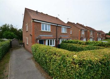 Thumbnail 2 bedroom detached house for sale in Geldof Road, Huntington, York
