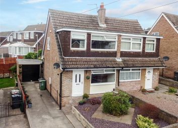 Thumbnail 3 bed semi-detached house for sale in Briarlea Close, Yeadon, Leeds