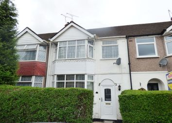 Thumbnail 3 bed terraced house for sale in Morland Road, Coventry
