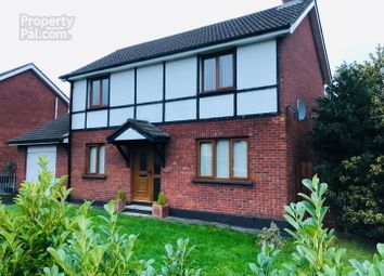 Thumbnail 3 bed detached house for sale in The Grange, Lurgan