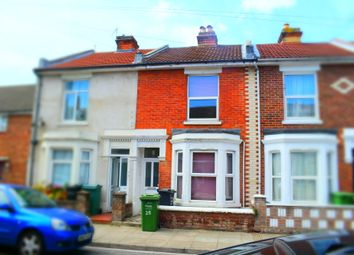 Thumbnail 4 bed terraced house to rent in Bath Road, Southsea