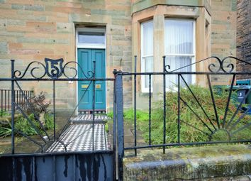 Thumbnail 3 bedroom flat for sale in Summerside Street, Edinburgh