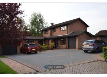 Thumbnail 4 bedroom detached house to rent in Atherstone Court, Milton Keynes
