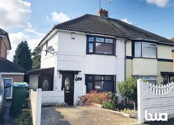 Thumbnail 2 bed semi-detached house for sale in 29 Lakeside Road, West Bromwich
