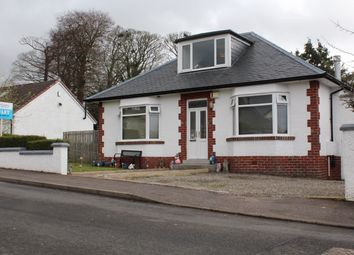 Thumbnail 4 bed detached bungalow to rent in 4 Muirend Road, Cardross