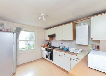 Thumbnail 3 bed flat to rent in Cotleigh Road, London