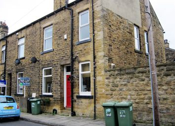 Thumbnail 1 bed end terrace house to rent in Bright Street, Stanningley, Pudsey