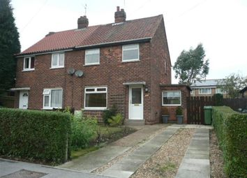Thumbnail 3 bed semi-detached house to rent in Dale Close, Swanland, North Ferriby