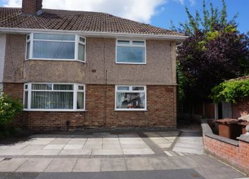 Thumbnail 2 bed maisonette for sale in Bleasdale Avenue, Liverpool