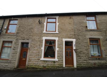 Thumbnail 2 bed terraced house for sale in Granville Street, Helmshore, Rossendale