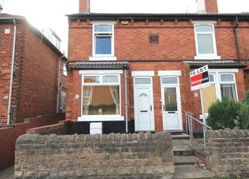 Thumbnail 3 bed terraced house for sale in Yorke Street, Mansfield Woodhouse, Mansfield