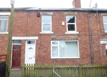 Thumbnail 2 bed terraced house for sale in Hugh Avenue, Shiremoor, Newcastle Upon Tyne