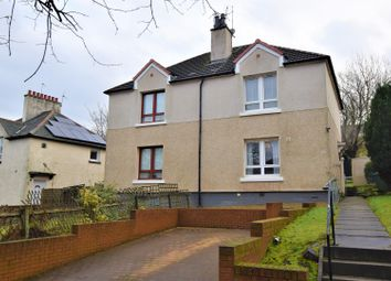 Thumbnail 2 bed semi-detached house for sale in Bellahouston Drive, Glasgow