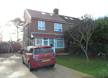 Thumbnail 4 bed semi-detached house for sale in Cranborne Crescent, Potters Bar