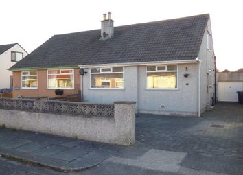 Thumbnail 2 bed semi-detached bungalow for sale in Rochester Avenue, Westgate, Morecambe