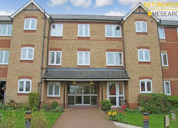 Thumbnail 2 bed flat for sale in Custerson Court, Saffron Walden
