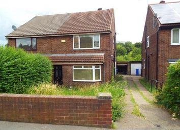 Thumbnail 3 bed semi-detached house for sale in Ferrars Road, Sheffield, South Yorkshire