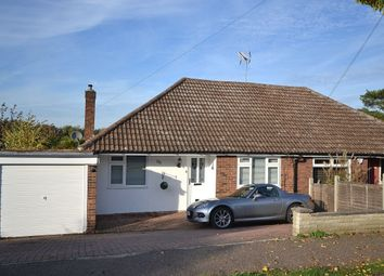 Thumbnail 3 bedroom bungalow for sale in Cannons Close, Bishop's Stortford