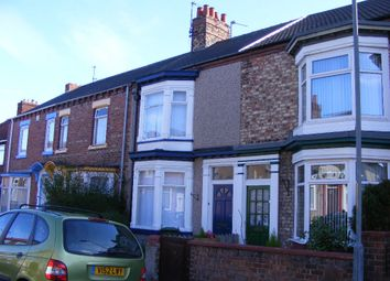Thumbnail 3 bed terraced house to rent in Lambton Road, Stockton-On-Tees