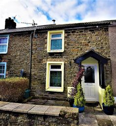 Thumbnail 1 bedroom terraced house for sale in Cardiff Road, Taffs Well, Cardiff