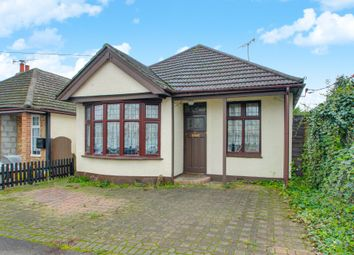 Thumbnail 3 bed detached bungalow for sale in The Avenue, Hadleigh, Benfleet