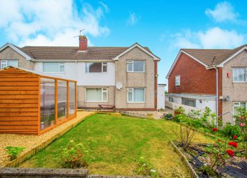 Thumbnail 2 bedroom maisonette for sale in Pant Y Celyn Road, Llandough, Penarth