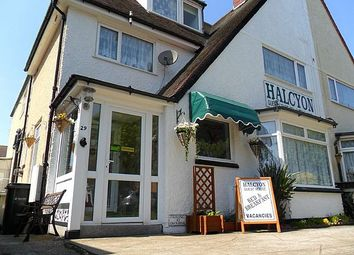 Thumbnail Hotel/guest house for sale in Halcyon Guest House, 29 Park Avenue, Skegness, Lincolnshire