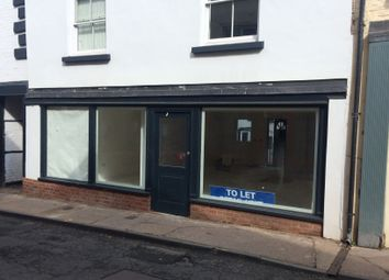 Thumbnail Retail premises to let in 18-19 High Street, Ross On Wye