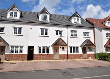 Thumbnail 5 bed terraced house for sale in Turntable Avenue, Bromsgrove
