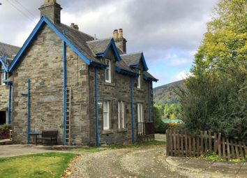 Thumbnail 2 bed link-detached house for sale in Taybridge Road, Aberfeldy