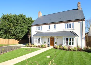 Thumbnail 5 bed detached house for sale in The Orchard, Oxford Road, Stone, Aylesbury