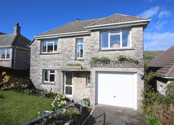 Thumbnail 3 bed detached house for sale in Bay Crescent, Swanage