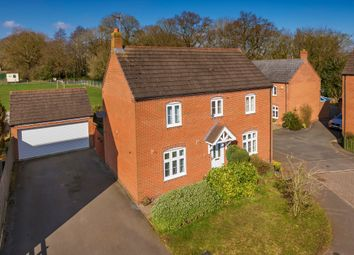 Thumbnail 4 bed detached house for sale in Sandbrook Close, Hinstock, Market Drayton