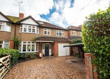Thumbnail 5 bed semi-detached house for sale in Walton Avenue, Henley-On-Thames