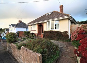 Thumbnail 2 bed detached bungalow for sale in Newlands Avenue, Exmouth