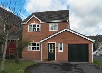 Thumbnail 3 bed detached house for sale in Parc Yr Odyn, Johnstown, Carmarthen