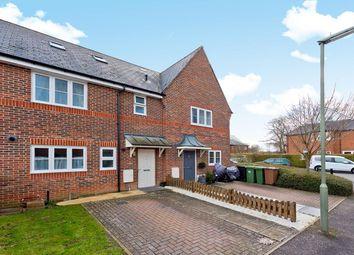 Thumbnail 4 bed terraced house for sale in Burnhams Grove, Epsom