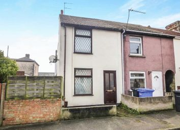 Thumbnail 2 bedroom terraced house for sale in Hervey Street, Lowestoft
