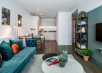 Thumbnail 1 bed flat for sale in North End Road, Wembley, London