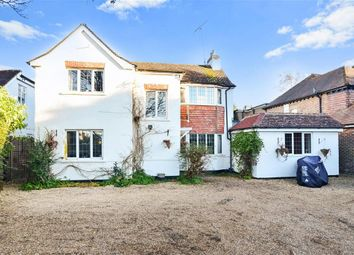 Thumbnail 5 bed detached house for sale in Mill Lane, Rustington, West Sussex