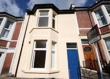 Thumbnail 2 bed terraced house for sale in Balfour Road, Ashton, Bristol