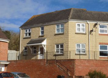 Thumbnail 3 bed semi-detached house for sale in Waggoner Close, Swindon
