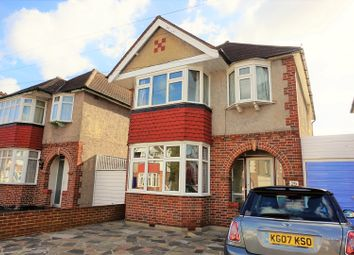 Thumbnail 3 bed semi-detached house for sale in Landseer Road, New Malden